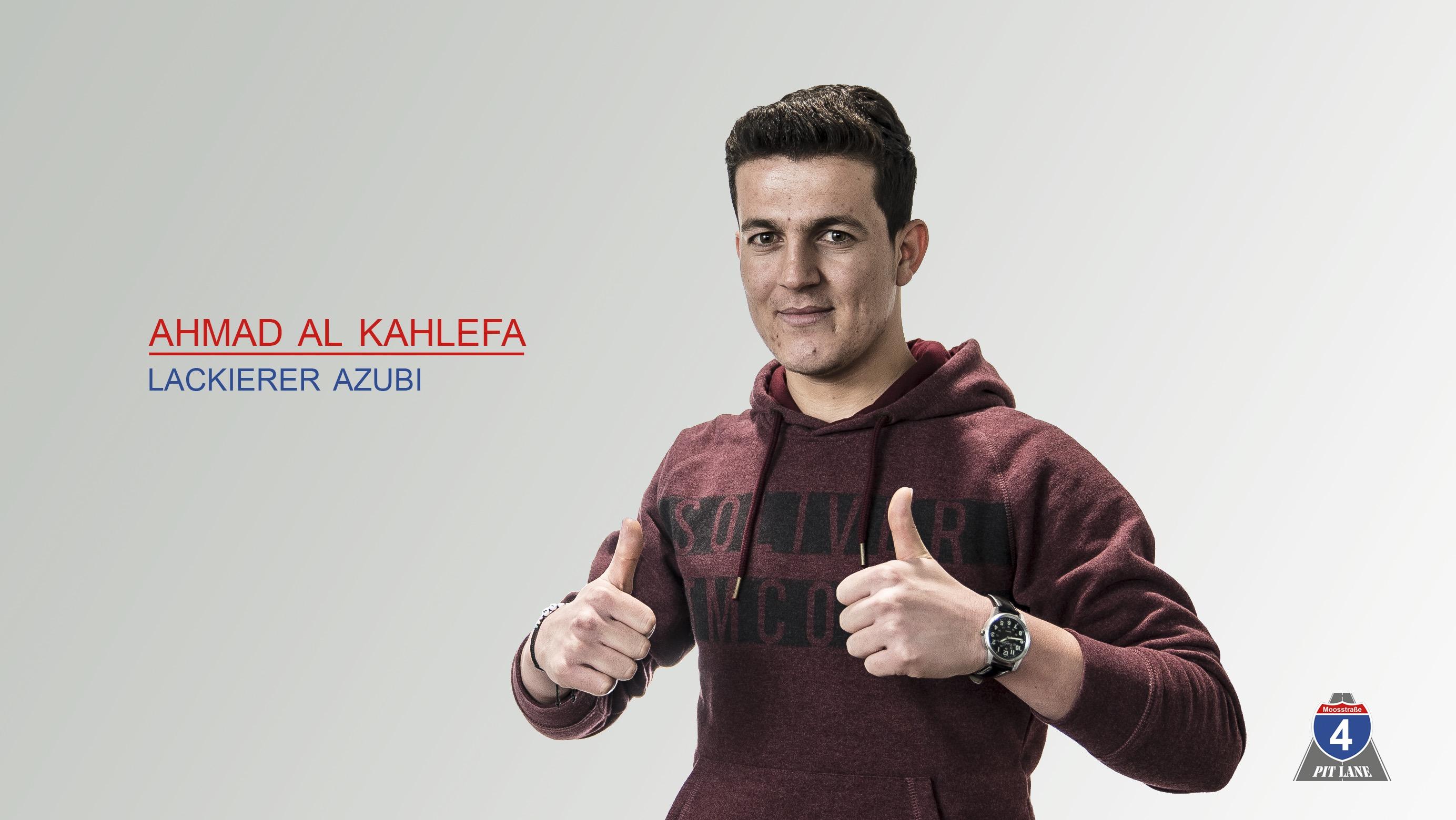 Bild von Ahmad al Kahlefa